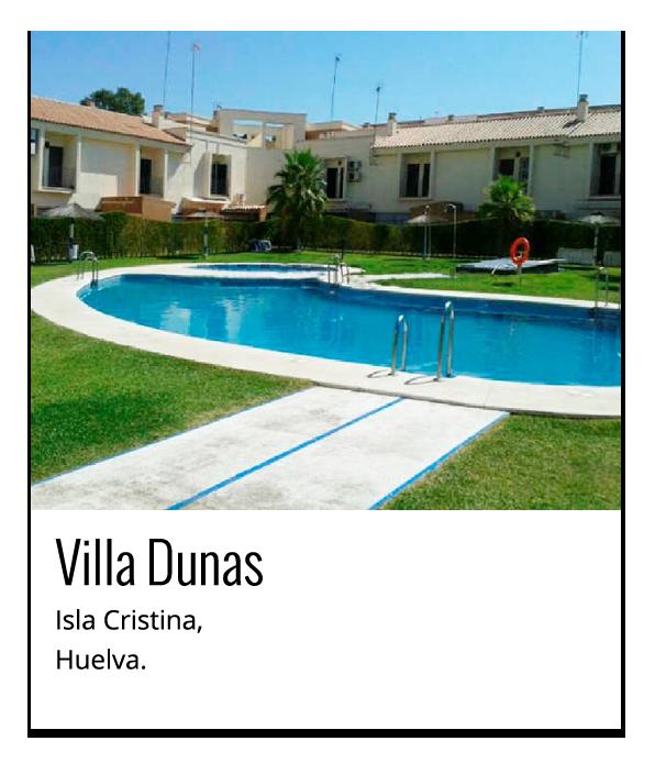 Villa Dunas